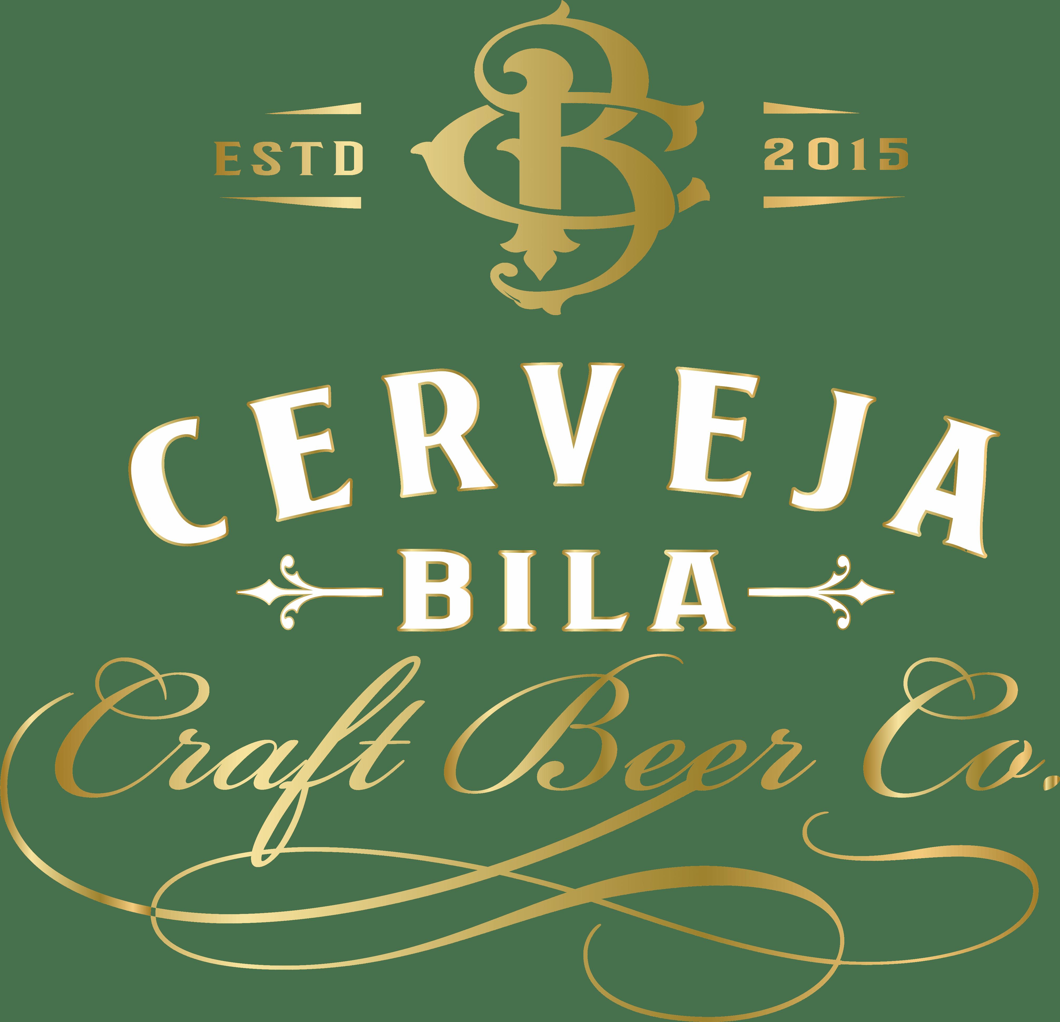 Logotipo Cerveja Bila